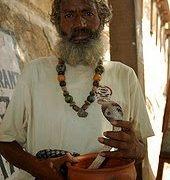 snake swami